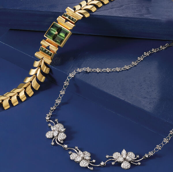 Retro jewels, turned modern treasures. Shop Estate