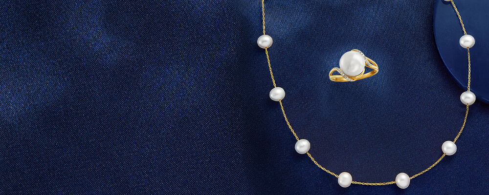 Pearl Jewelry. Icons of Natural Beauty. Image Featuring Pearl Jewelry 785301, 879878