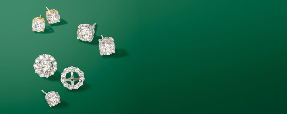 Stud Earrings, the classics you'll turn to time after time