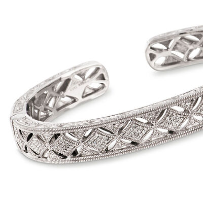Diamond Bangles. Image Featuring Diamond Bangle Bracelets