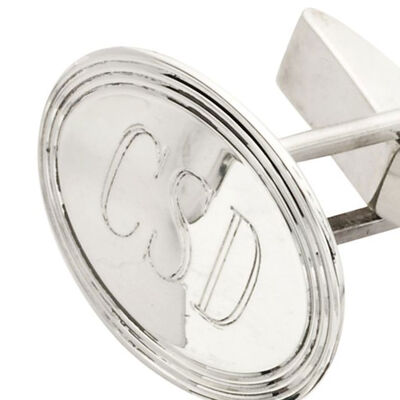 Cuff Links. Image Featuring Cuff Links