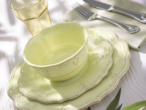 Lenox 'French Perle' Kiwi Melamine Dinnerware #LXCFPK
