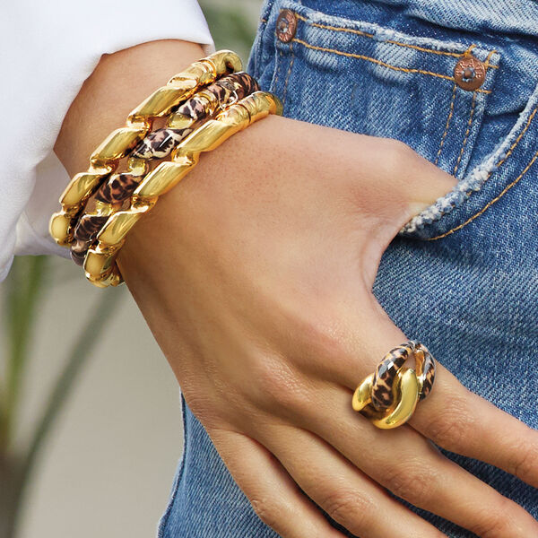 Affordable style. Shop Gold Over Sterling