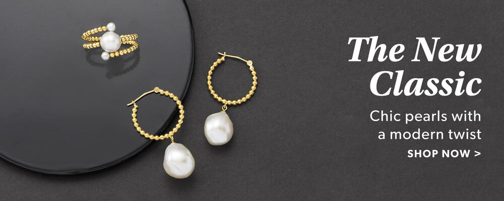 The New Classic - Chic Pearls With a Modern Twist
