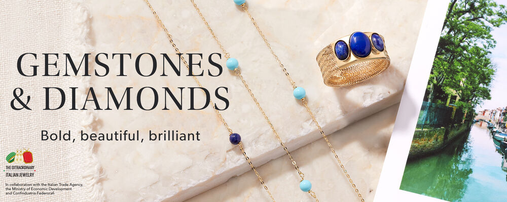Gemstones and Diamonds
