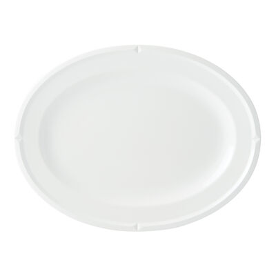 "Kate Spade New York ""Tribeca"" Cream Oval Platter"