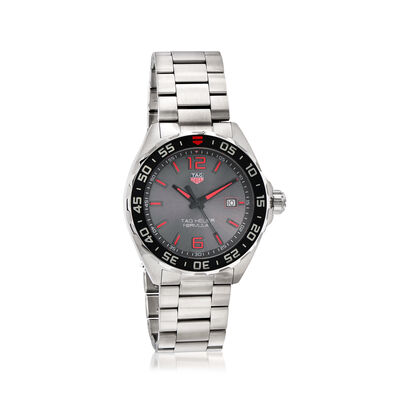 TAG Heuer Formula 1 Men's 43mm Stainless Steel Watch