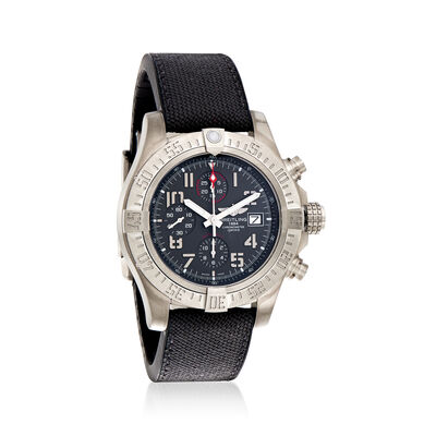 Breitling Avenger Bandit Men's 45mm Titanium Watch, , default