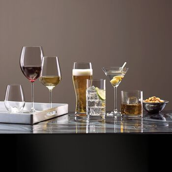 """Lenox """"Tuscany Classics"""" Crystal Glasses - 6-pc. Sets for the Price of 4, , default"""