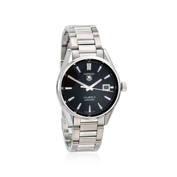 TAG Heuer Carrera Men's 39mm Stainless Steel Watch , , default