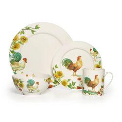 "Pfaltzgraff ""Rooster Meadow"" Stoneware Dinnerware, , default"