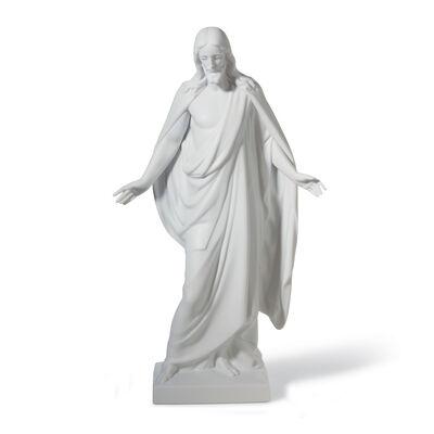 "Lladro ""Christus"" Porcelain Figurine"
