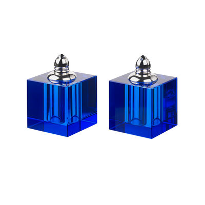 """Invito Cobalt"" Salt and Pepper Shakers"