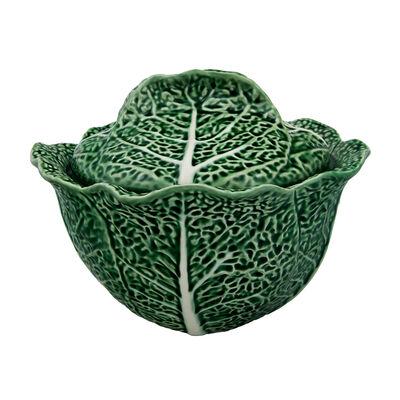"Bordallo Pinheiro ""Cabbage"" Tureen, , default"
