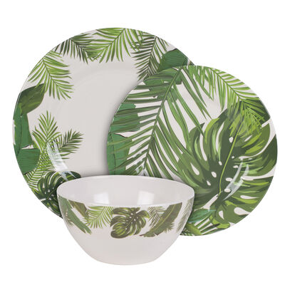 "Fitz and Floyd ""Tropical Fun"" 12-pc. Service for 4 Dinnerware Set, , default"