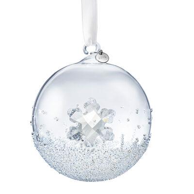 Swarovski Crystal 2019 Christmas Ball Ornament, , default