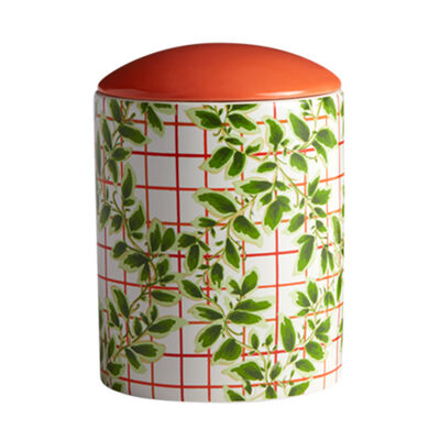 Ivy Large Ceramic Candle