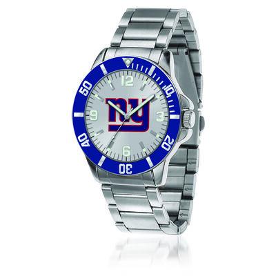 Men's 46mm NFL New York Giants Stainless Steel Key Watch, , default