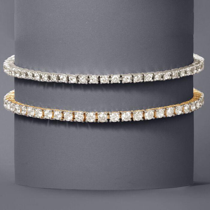 3.00 ct. t.w. Diamond Tennis Bracelet in 14kt Yellow Gold