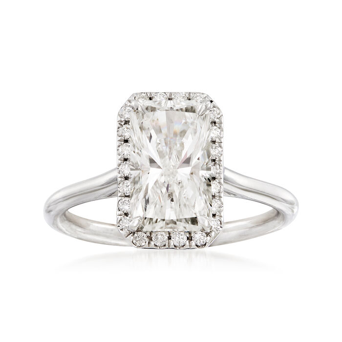 Majestic Collection 2.37 ct. t.w. Diamond Ring in 18kt White Gold
