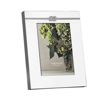 "Vera Wang for Wedgwood ""Infinity"" Photo Frame, , default"