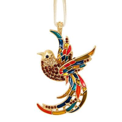 Joanna Buchanan Joyful Bird Ornament, , default