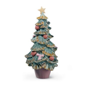 """Lladro """"Christmas Tree"""" Porcelain Figurine , , default"""