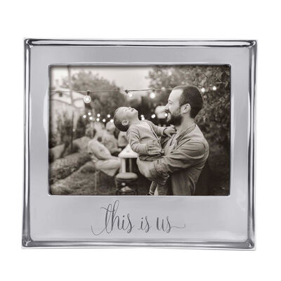 "Mariposa ""This is Us"" 5x7 Signature Picture Frame"
