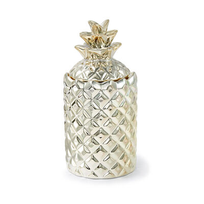 """Thompson Ferrier """"Amber Oud"""" Champagne Pineapple Candle, , default"""