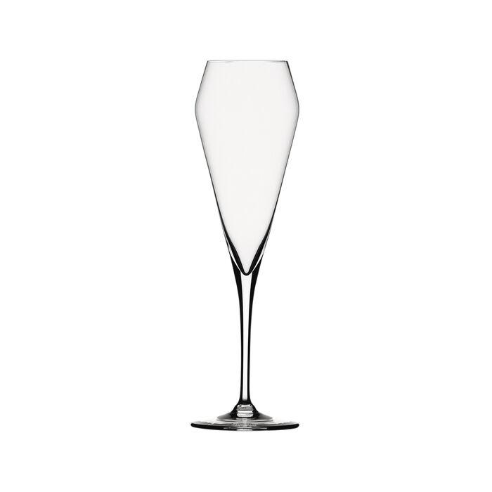 """""""Willsberger"""" Set of 4 Champagne Flute Glasses"""