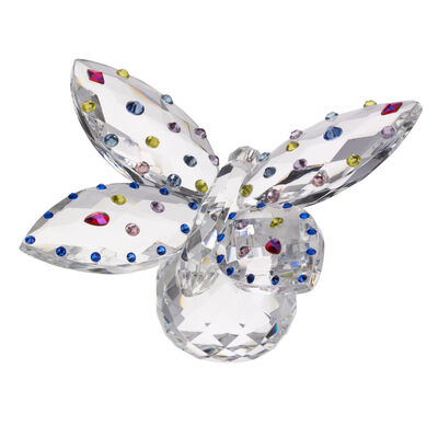 "Judith Ripka ""Gemstone"" Crystal Butterfly Figurine"