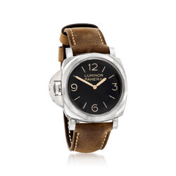Panerai Luminor 1950 Left-Handed Men's 47mm Mechanical Stainless Steel Watch, , default