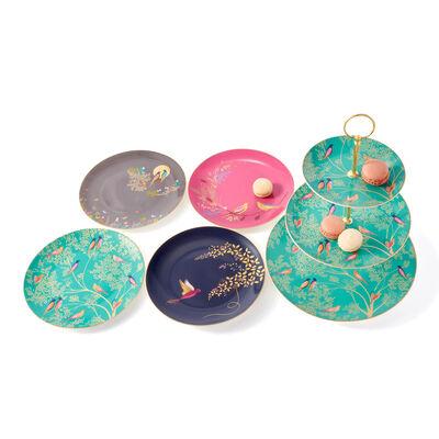 Sara Miller London for Portmeirion Chelsea Porcelain Tea Collection, , default