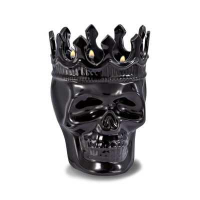 "Thompson Ferrier ""Monte Cristo Secret Sucr Dants"" Black Skull Candle, , default"
