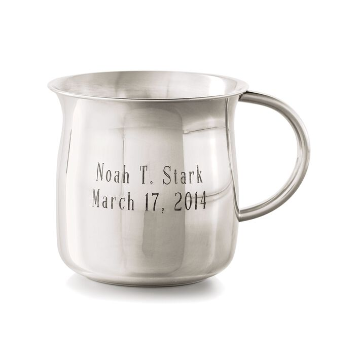 Reed & Barton Baby's Sterling Silver Personalized Classic Cup, , default