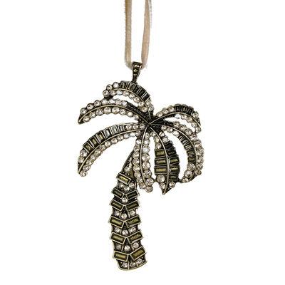 Joanna Buchanan Palm Tree Ornament, , default