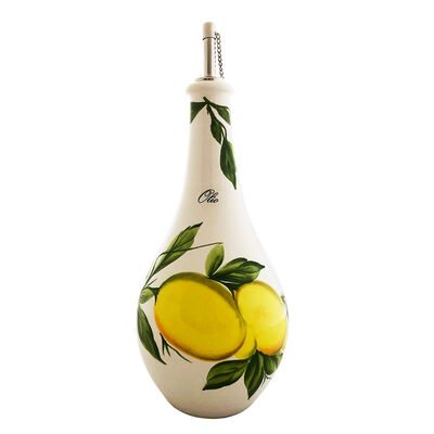 Abbiamo Tutto Lemon Oil Cruet from Italy