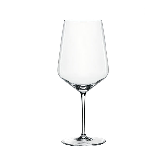 """Style"" Set of 4 Red Wine Glasses"