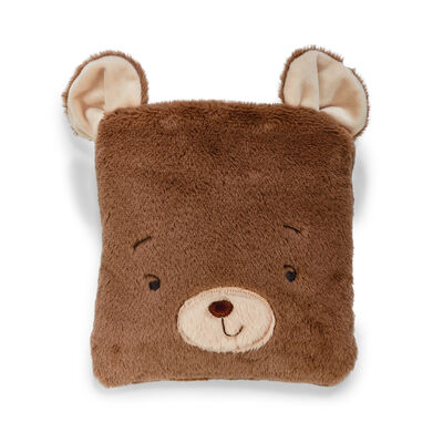 "Bunnies by the Bay ""Tuck Me In"" Cubby the Bear Blanket, , default"