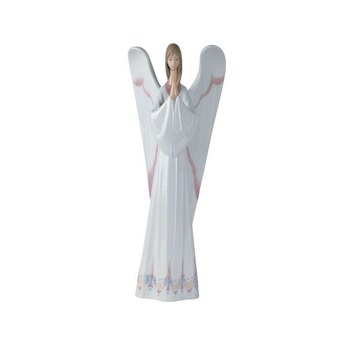"Nao ""Angel's Prayer"" Porcelain Figurine, , default"