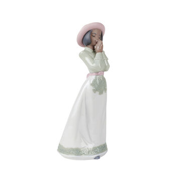 "Nao ""Sunday Best"" Porcelain Figurine, , default"