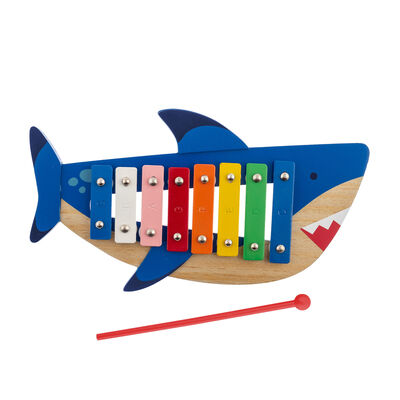 Child's Shark Xylophone by Stephen Joseph