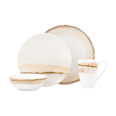 "Lenox ""Fall Radiance"" 4-pc. Place Setting, , default"