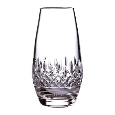 "Waterford Crystal ""Gift Bar"" Ogham Love Bud Vase"