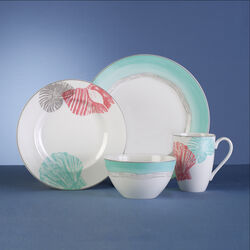 "Lenox ""Sandy Point"" 16-pc. Service for 4 Dinnerware Set, , default"