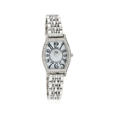 Saint James Women's 32x27mm Watch in Silvertone