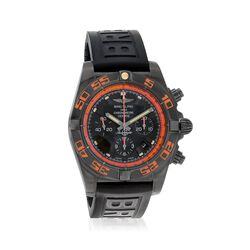 Breitling Chronomat 44 Raven Men's 44mm Auto Chronograph Black Stainless Steel Watch, , default