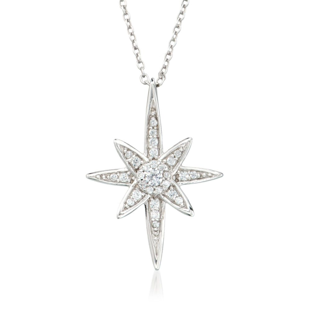 charm online fourseven star shining north pendant by india buy bright