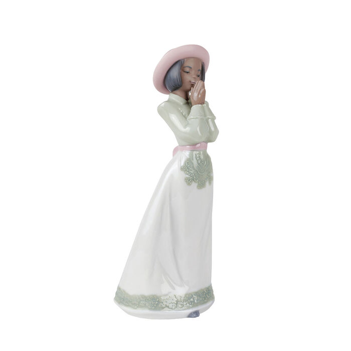 "Nao ""Sunday Best"" Porcelain Figurine"
