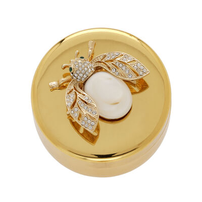 Joanna Buchanan Mother-Of-Pearl Bug Jewelry Box, , default